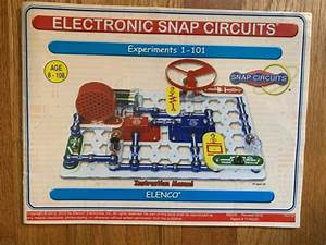 Electronic Snap Circuits Instruction Manual Projects 1