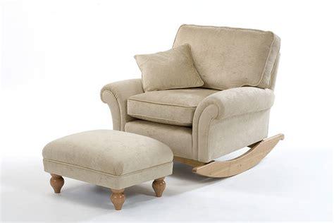 Nursery Rocking Chair Glider  Nursery Rocking Chair For