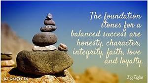TOP 25 CONGRATU... Rock Foundation Quotes
