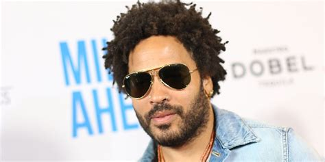 Lenny Kravitz New Diet May Make You Double Take