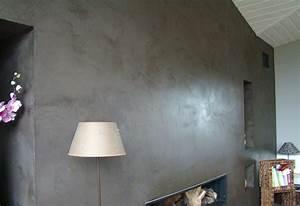 amusant mur beton cire ensemble couleur de peinture in With peinture beton cire mur