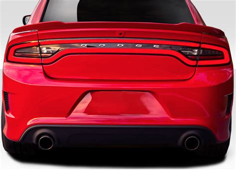 charger hellcat body kit hellcat styled bodykit 2015 2018 charger 4 pc kit 113222