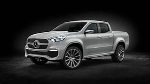 Gamme Mercedes Suv : classe x concept mercedes donne dans le pick up haut de gamme ~ Melissatoandfro.com Idées de Décoration