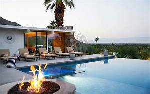 This Hillside Villa In Palm Springs Is The Ultimate Movie