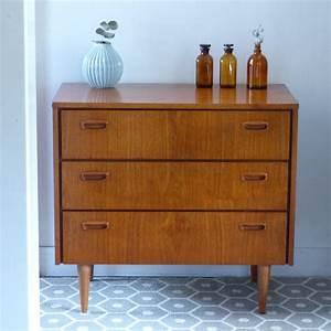 Meuble Scandinave Vintage : commode scandinave vintage lignedebrocante brocante en ligne chine pour vous meubles vintage ~ Teatrodelosmanantiales.com Idées de Décoration