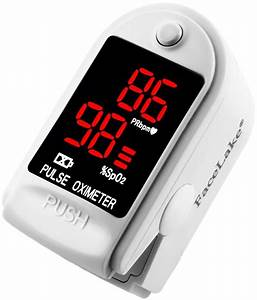 Pulse Oximeter Fingertip Cms50dl    Fl400 Blood Oxygen Spo2