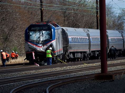 South Carolina Amtrak Crash Is The Latest In A String Of