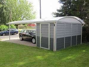 Aluminium Carport Mit Abstellraum : carport mit abstellraum cartop ~ Markanthonyermac.com Haus und Dekorationen