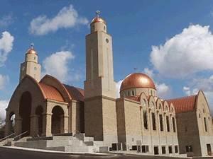St Mary Coptic Orthodox Church - Seattle, Washington