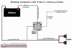 Best Ideas Of 5 Relay Wiring Diagram Volt For Likeness