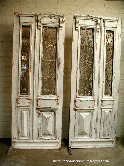 Antique Doors Repurposed  Furniture Gallery
