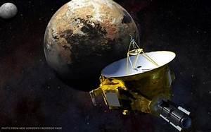 NASA probe set to make history at Pluto - CNN Philippines