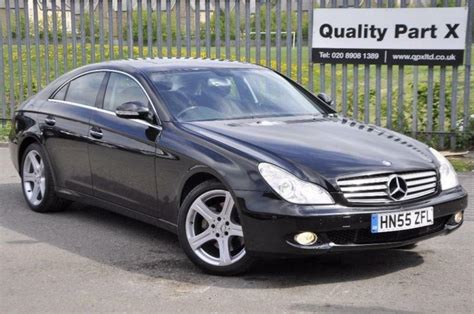 06 Mercedes Cls500 by 2006 Mercedes Cls 5 0 Cls500 7g Tronic 4dr In