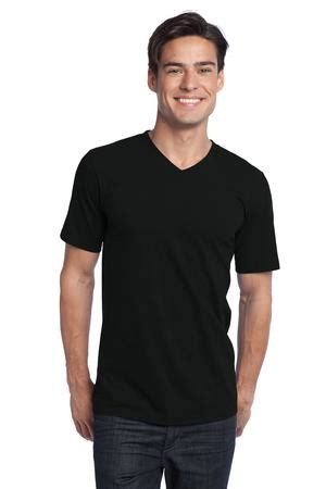 district young mens  concert tee  neck style dt