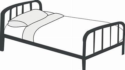 Bed Outline Clip Clipart Clker Vector