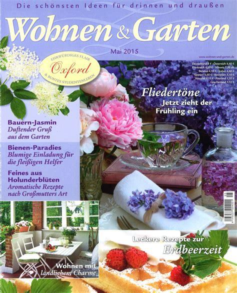 Zeitschrift Wohnen Und Garten Wohnen Und Garten Haus Garten Zeitschriften