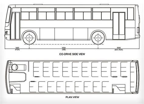 School Bu Dimension Diagram by School Seating Chart Layout Safety Chart