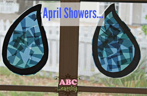 april showers craft 805 | April Showers Craft