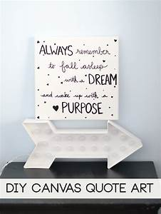Diy wall art quotes quotesgram