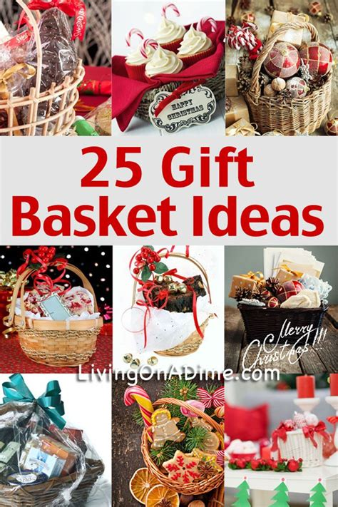 easy inexpensive  tasteful gift basket ideas