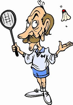 Image result for badminton clipart