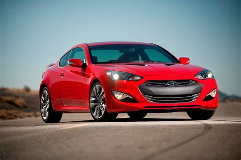 Hyundai Genesis Coupe Dead After 2016 Model Year - Motor ...