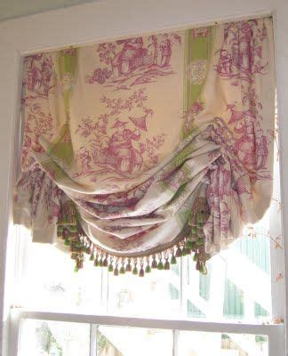 Toile, Shades And Roman Shades On Pinterest