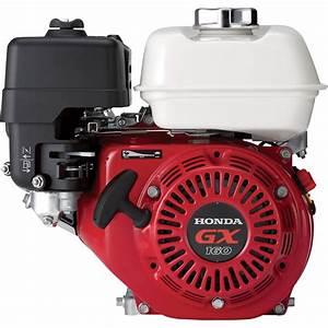 Honda Horizontal Ohv Engine For Generators  U2014 163cc  Gx