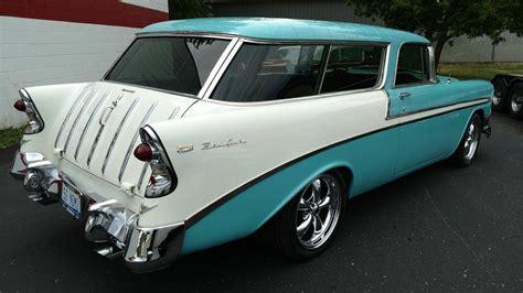 1956 Chevrolet Nomad For Sale #1966414  Hemmings Motor News