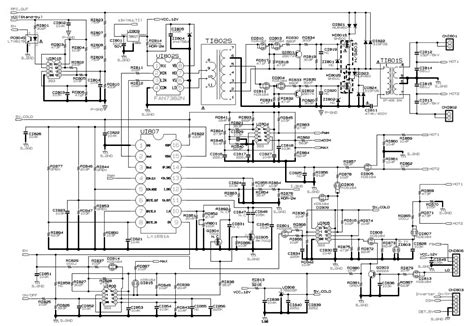 bn  samsung led lcd tv smps circuit diagram