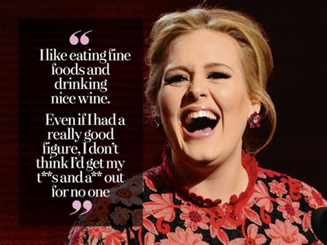 adele quotes  funniest  lines