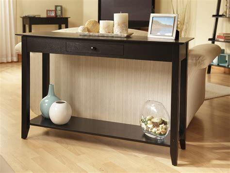 black sofa table ikea black console table ikea tips for choose console table