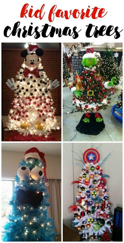 themed christmas trees ideas  pinterest