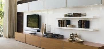 Floating Wall Units Living Room Image