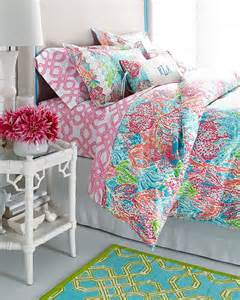 lilly pulitzer let s cha cha bedroom
