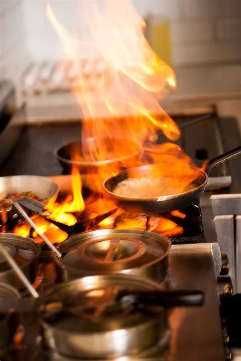 the burning kitchen restaurant kitchen safety your health and safety plan