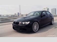 BMW M3 on 20