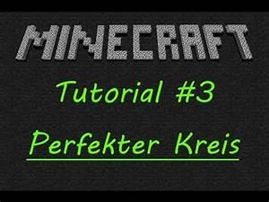 Minecraft Kreis Berechnen : how to perfekter kreis in minecraft german deutsch hd youtube ~ Themetempest.com Abrechnung