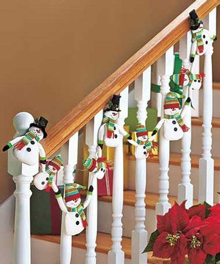 banister decorations for 40 festive banister decorations ideas all