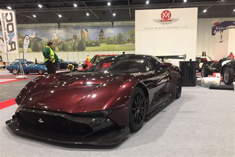 London Classic Car Show 2017 Album, Aston Martin Owners