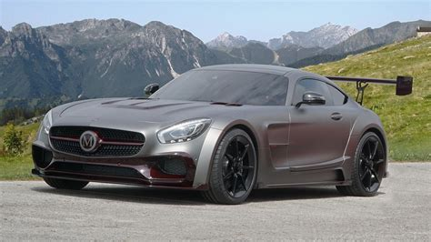 Top Gear 4 Door Supercars by Mansory Has Built A One 720bhp Merc Amg Gt S Top Gear