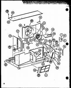 Amana Ptc15300dc  P9911120r Air Conditioner Parts