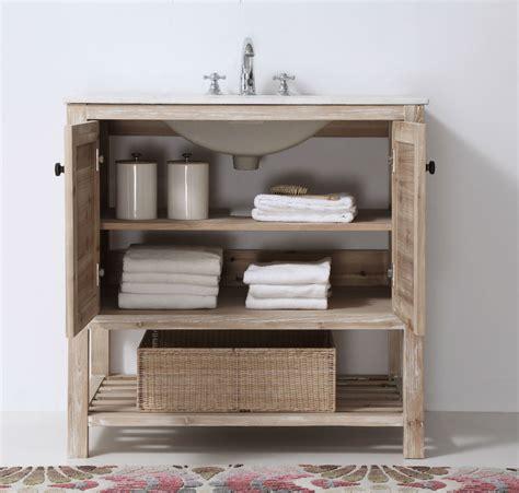 bathroom vanities 36 inch abel 36 inch rustic white wash bathroom vanity marble top Rustic