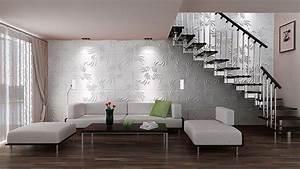 3d Wandpaneele Schlafzimmer : 3d wandverkleidung ehrf rchtig flur und treppenhaus 3d ~ Michelbontemps.com Haus und Dekorationen