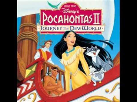 pocahontas ii journey   world soundtrack