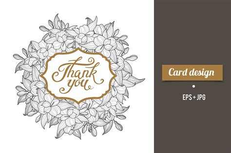 card design  lettering card templates