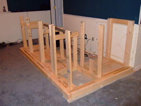 How To Build A Basement Bar  The O'shea Family Weblog