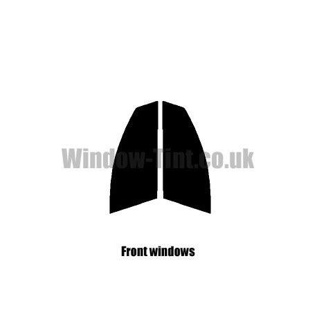 Audi A5 5 Porte by Audi A5 5 Door Sportback 2010 To 2016 Pre Cut Car Window