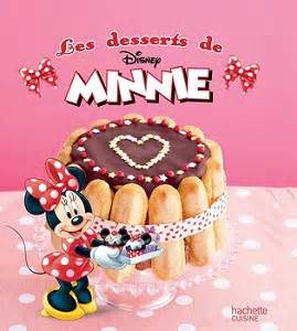 les desserts de minnie aux 233 ditions hachette