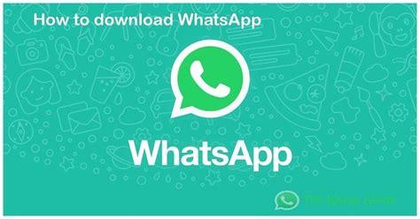 install whatsapp 187 whatsapp for mobile